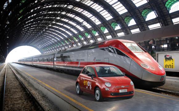 Enjoy di Eni, il nuovo car sharing a Milano
