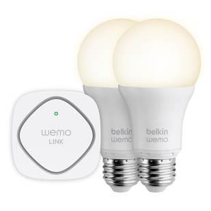 Belkin amplia la famiglia WeMo con l'illuminazione a LED intelligente – CES 2014