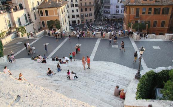 A Roma il nuovo asfalto silenzioso e sostenibile