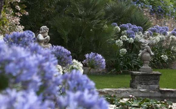 Aprono i Giardini di Villa della Pergola