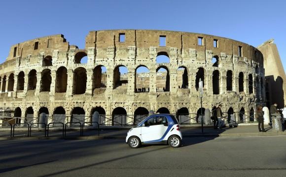 Più di 20.000 iscritti in quattro settimane per Car2go a Roma