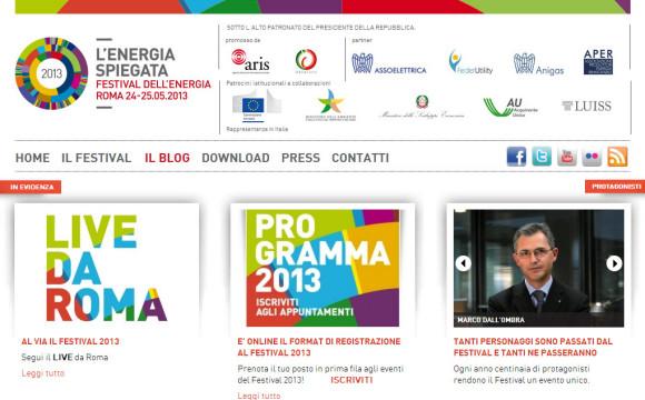 Torna il Festival dell'Energia, a Milano