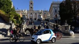 Partenza brillante per car2go a Roma