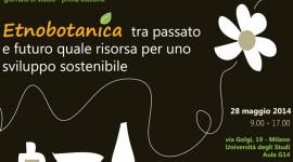 Etnobotanica, giornata di formazione all'Università degli Studi di Milano
