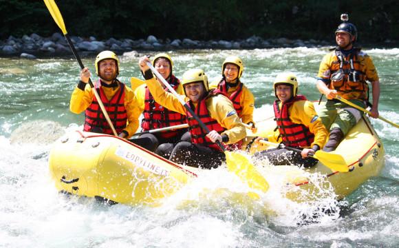 Adrenalina e sport in Valsesia con Emozione3
