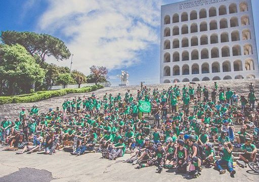 Green Skate Day, il 15 maggio invasione di skateboard a Roma