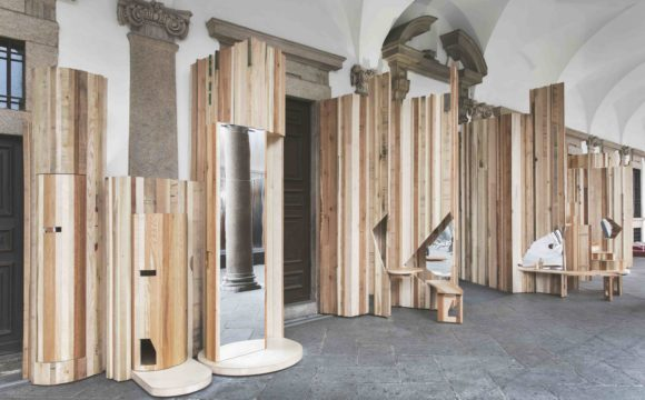 """""""TOO GOOD TO WASTE"""" Milano, Material Immaterial, 3-15 Aprile 2017"""