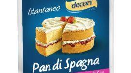 Lievito Pan di Spagna Decorì: 100% naturale, senza glutine e perfetto per tutti gli impasti