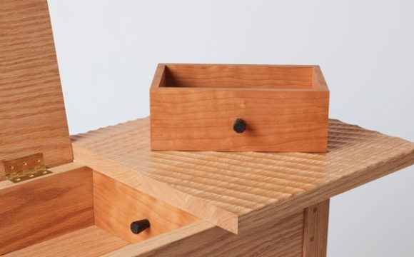 The Useful Table:  innovativo progetto degli studenti del Building Crafts College  con la quercia rossa americana