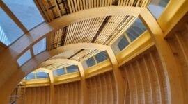 Il legno, materiale da costruzione sostenibile per un'Europa Climate Neutral nel 2050